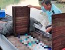 Giấu 15.000 gói thuốc lá dưới vỏ lãi ngụy trang đi đánh bắt thủy sản