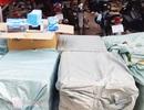 Thu giữ hơn 20.000 khẩu trang tái chế chuẩn bị đưa ra thị trường