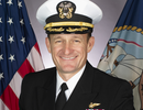 Chỉ huy tàu sân bay Mỹ bị cách chức mắc Covid-19