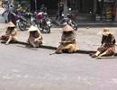 Người nhà ông Phan Văn Anh Vũ tổ chức diễn trò ăn xin tràn phố cổ Hội An
