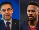 Barcelona hứa ký hợp đồng với Neymar ngay mùa Hè năm nay
