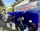 Bộ TN-MT cấp nước ngọt miễn phí cho hàng ngàn người dân Bến Tre