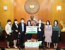 Tập đoàn Nagakawa ủng hộ 60.000 khẩu trang vải kháng khuẩn 3 lớp trị giá 1 tỷ đồng phòng, chống dịch Covid-19