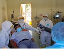Kết hợp nhiều phương pháp tối ưu cứu phi công nhiễm Covid-19