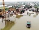 """Toàn cảnh cây cầu gần 350 tỷ đồng giúp """"giải bài toán"""" chen chúc qua phà"""