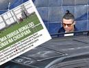Chán tự tập trong nhà, C.Ronaldo trở lại với sân cỏ