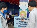 Học sinh Quốc học Huế làm máy sát khuẩn tự động tặng chốt kiểm tra y tế