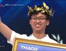 Câu hỏi Toán lắt léo quyết định người chiến thắng vòng thi tháng Olympia
