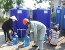 Hàng nghìn dân vùng hạn mặn tiếp tục được cung cấp nước sạch miễn phí