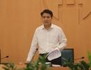 """Chủ tịch Hà Nội: Rà soát Bạch Mai mới ra bệnh nhân 243, ra """"ổ dịch"""" Hạ Lôi"""