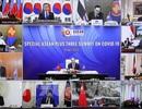 ASEAN+3 ra tuyên bố chung về ứng phó dịch bệnh Covid-19