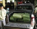 Dùng xe bán tải vận chuyển hơn 3 tạ ma túy đá
