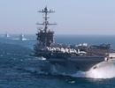 Tàu sân bay Mỹ lênh đênh trên biển để tránh Covid-19