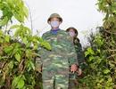 Bộ đội căng mình chống dịch nơi biên giới