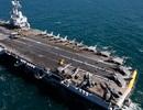 Gần 670 thủy thủ trên tàu sân bay hạt nhân mạnh nhất châu Âu mắc Covid-19
