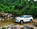 Toyota tung ưu đãi và cung cấp dịch vụ trong mùa dịch