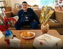 Maradona gửi lời chúc sức khoẻ đến mọi người giữa mùa dịch Covid-19