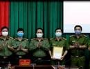 Khen thưởng nhiều đơn vị công an lập chiến công trong thời điểm dịch