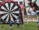 Cách luyện dứt điểm độc đáo của cầu thủ Bayern Munich