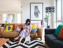 """Ngôi nhà đầy màu sắc khiến """"vạn người mê"""" của nữ họa sỹ người Úc"""