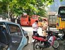 Bất chấp lệnh cấm, 2 tài xế vẫn ngang nhiên chở khách từ Hà Nội về Nghệ An