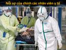 Nỗi lo của các nhân viên y tế Nhật Bản trước cơn bão Covid-19