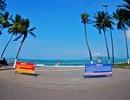 Phố biển Nha Trang tĩnh lặng trong những ngày giãn cách xã hội