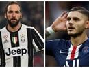 Juventus muốn đổi Higuain để lấy Icardi