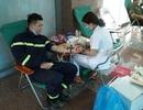 Công an Hà Nội vận động 5.000 cán bộ chiến sĩ hiến máu