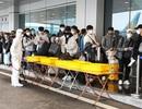 Chuyến bay đưa thiết bị y tế sang ủng hộ Nhật, đón 298 người Việt về nước