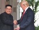 Tổng thống Trump chúc sức khỏe ông Kim Jong-un