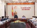 Ninh Bình là 1 trong 3 tỉnh GPMB cao tốc Bắc – Nam chậm