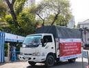 Ấm áp những chuyến hàng Unilever đến với tuyến đầu chống dịch