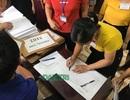 Xét tuyển ĐH: Thí sinh được đăng ký không giới hạn nguyện vọng, số trường