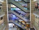 Hà Nội: Trung tâm thương mại vắng khách như đang.... cách ly xã hội!
