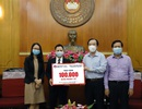 BEST Inc. trao tặng 100.000 khẩu trang y tế cho Ủy ban Trung ươngMặt trận Tổ quốc Việt Nam