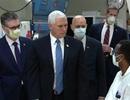 Phó Tổng thống Mỹ gây tranh cãi vì không đeo khẩu trang khi vào bệnh viện