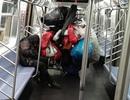 """Thống đốc New York """"sốc"""" khi người vô gia cư tá túc trên tàu điện ngầm"""