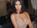 Kim Kardashian làm người mẫu gợi cảm