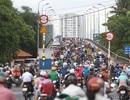 Dự án giao thông TPHCM: Vừa thiếu vốn vừa vướng mặt bằng
