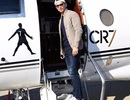 C.Ronaldo chưa thể trở lại Italia vì lệnh cấm bay ở Tây Ban Nha