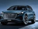 Audi chuẩn bị ra mắt mẫu xe chạy điện giá rẻ Q4 e-tron 2021
