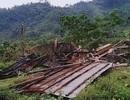 9 xã vùng biên thiệt nặng nề do lốc xoáy và mưa đá