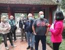 Văn Miếu - Quốc Tử Giám chỉ đón đoàn dưới 30 người khi mở cửa trở lại