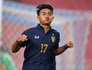 Ngôi sao trẻ Thái Lan muốn chơi bóng bên cạnh Messi
