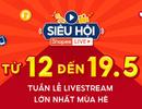 """Tham gia ngay """"Siêu Hội Shopee Live"""" -  Tuần lễ livestream lớn nhất mùa hè"""