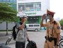 Hà Nội ra quân tổng kiểm tra phương tiện từ 6h sáng