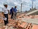 Bộ Xây dựng khảo sát hiện trường vụ sập tường 10 người tử vong