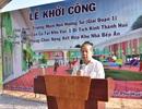 Huế: Xây trường mầm non phục vụ dân di cư Thượng Thành