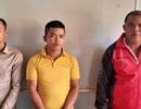 Bắt giam 3 đối tượng đánh công an để giải cứu đồng bọn
